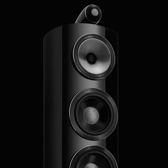 Bowers & Wilkins 804 D3 - Incredible acoustic transparancy 804d310