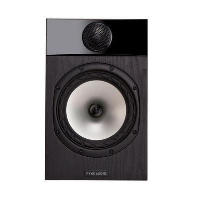 Fyne Audio F301 Black Ash Bookshelf Speakers (1 Pair) F301-f10