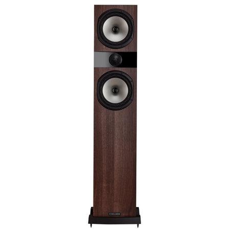 Fyne Audio F303 Walnut Demo Unit Floorstanding Speakers (1 Pair) F303-f10