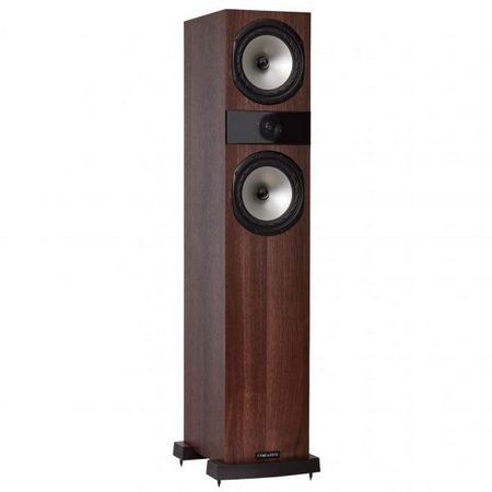 Fyne Audio F303 Walnut Demo Unit Floorstanding Speakers (1 Pair) F303-g10