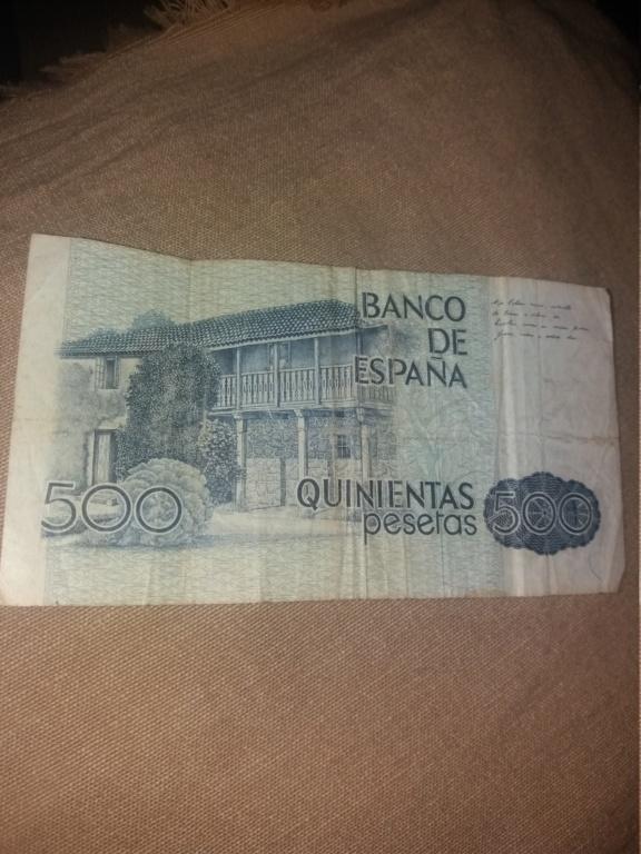 500 pesetas madrid 1979 15513015