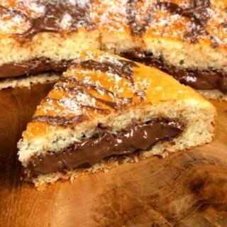 Torta magica Cocco e Nutella!  Cocco_11