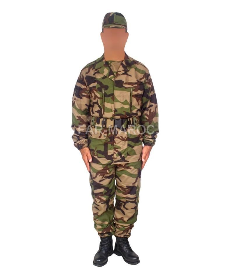 Tenues de FAR / Moroccan Uniforms - Page 10 64235810