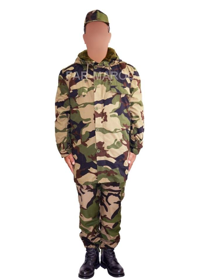 Tenues de FAR / Moroccan Uniforms - Page 10 64449710