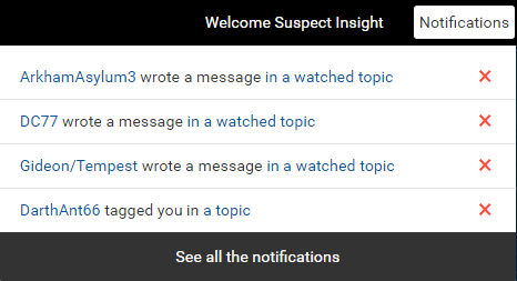 Notifications, Tagging, & Quoting  See10