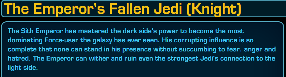 Top Fifteen Most Powerful Star Wars Characters - Ultimate Source Compendium The_si10
