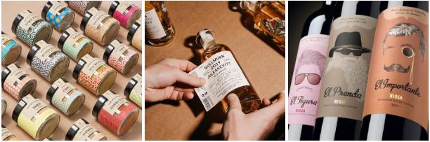 Minh Hoàng Label sẵn sàng đáp ứng mọi đơn hàng in nhãn dán bao bì Baobin10