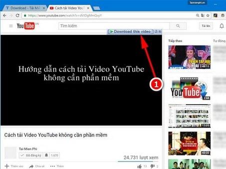 Những cách download YouTube video đơn giản, nhanh chóng nhất Downlo10