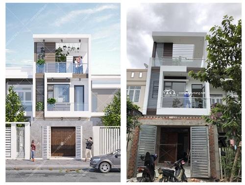 Đơn vị thiết kế nhà đẹp chất lượng hàng đầu Xaydun15
