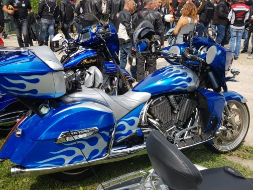 14ème Fête de la moto des Kangourous - Dimanche 28 juillet 2019 64328610