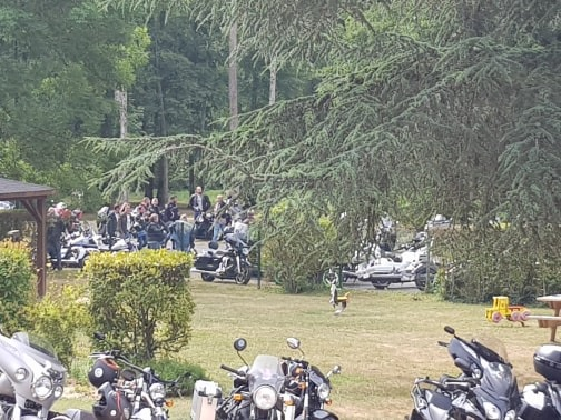 14ème Fête de la moto des Kangourous - Dimanche 28 juillet 2019 67237810