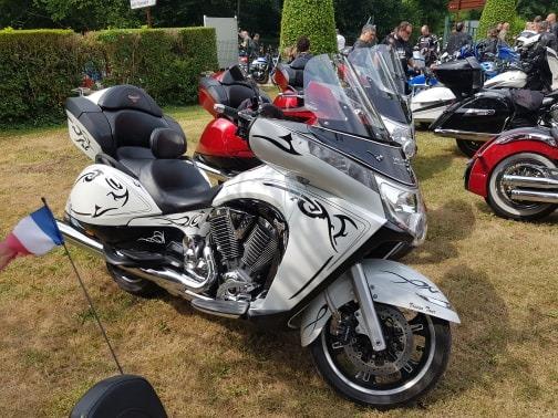 14ème Fête de la moto des Kangourous - Dimanche 28 juillet 2019 67247010