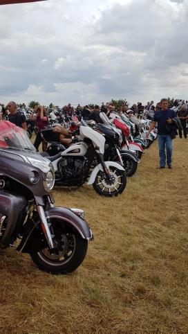 14ème Fête de la moto des Kangourous - Dimanche 28 juillet 2019 67271210