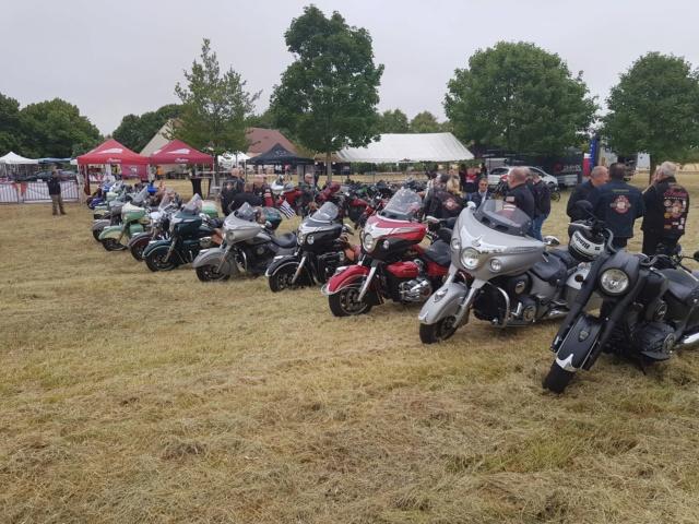 14ème Fête de la moto des Kangourous - Dimanche 28 juillet 2019 67360911