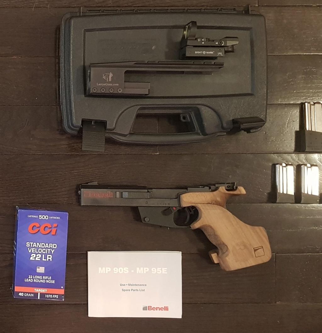 WTS Benelli MP95E (SPF) Benell15