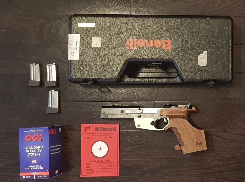 WTS Benelli MP95E (SPF) Benell16