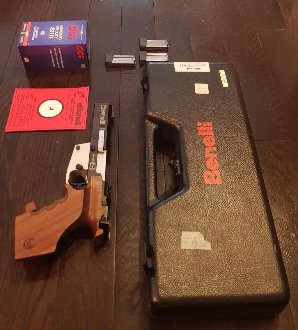 WTS Benelli MP95E (SPF) Mp90s11
