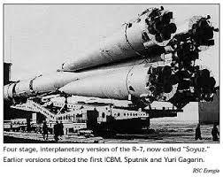 Les pionniers de l'Astronautique 3e partie : Serguei Korolev R7_pho12