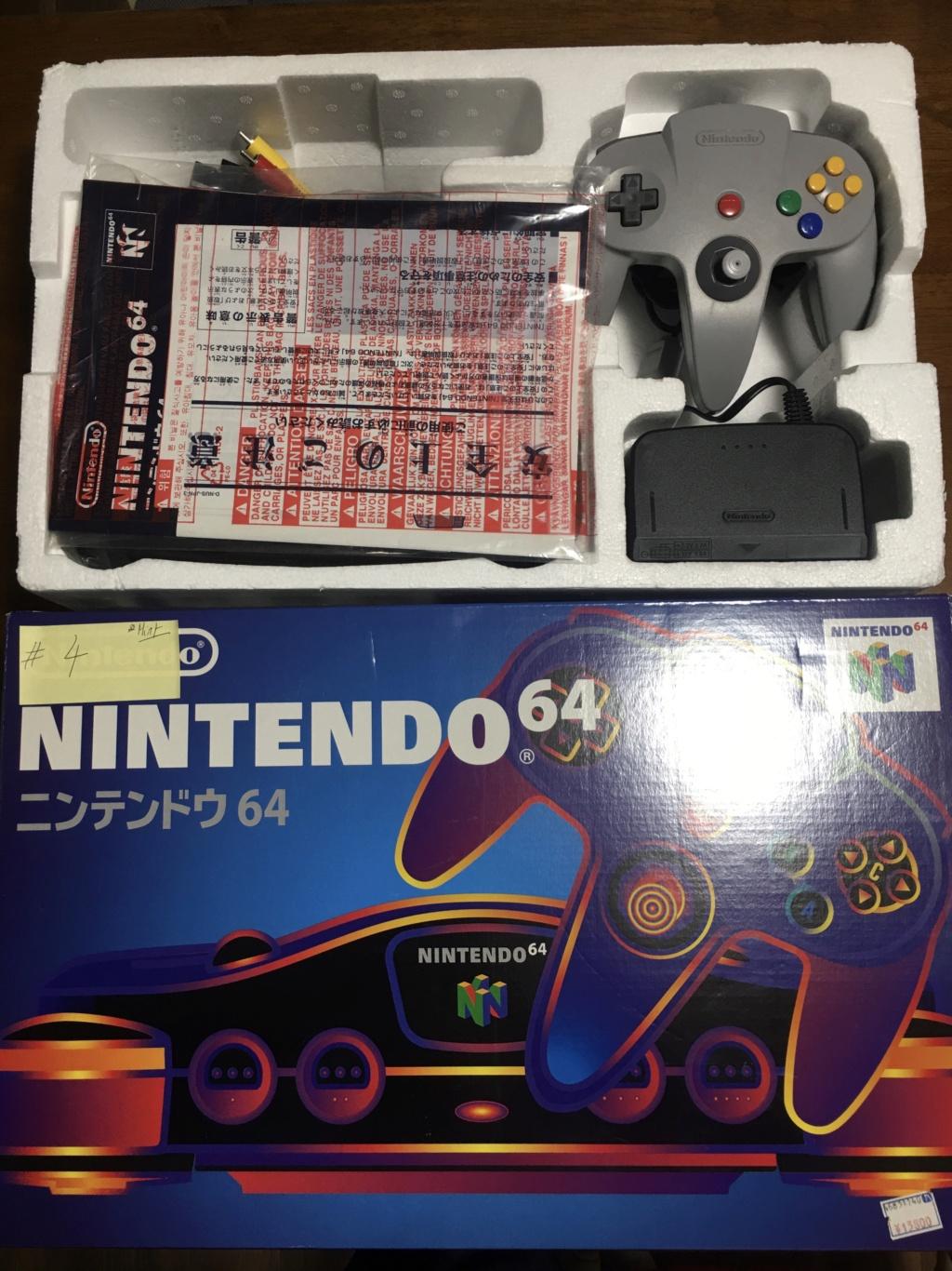 A vendre  N64 Jap x 6 CIB 27f2fc10