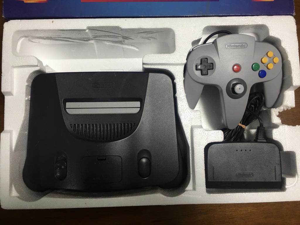 A vendre  N64 Jap x 6 CIB 3c8ab010