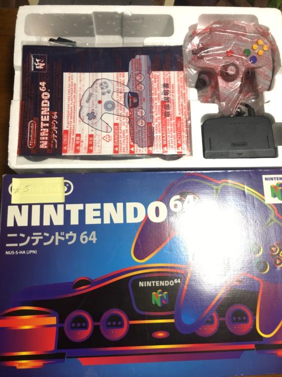 A vendre  N64 Jap x 6 CIB 4f16e310