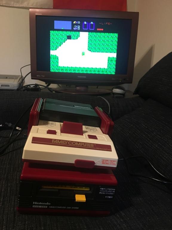 Set Famicom + Disk System B6f63410