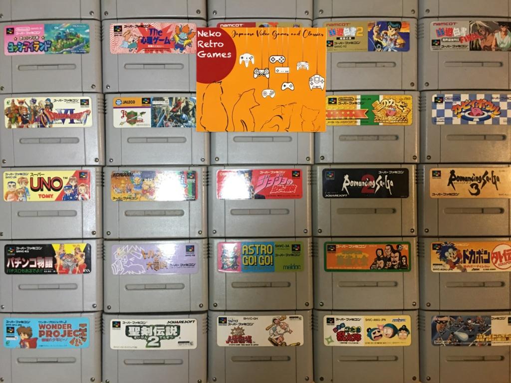 Lot de 50 jeux SFC en loose Img_6313