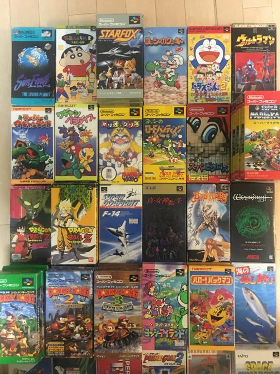 Boutique jeux X45 SFC de Neko_Retro Img_6511