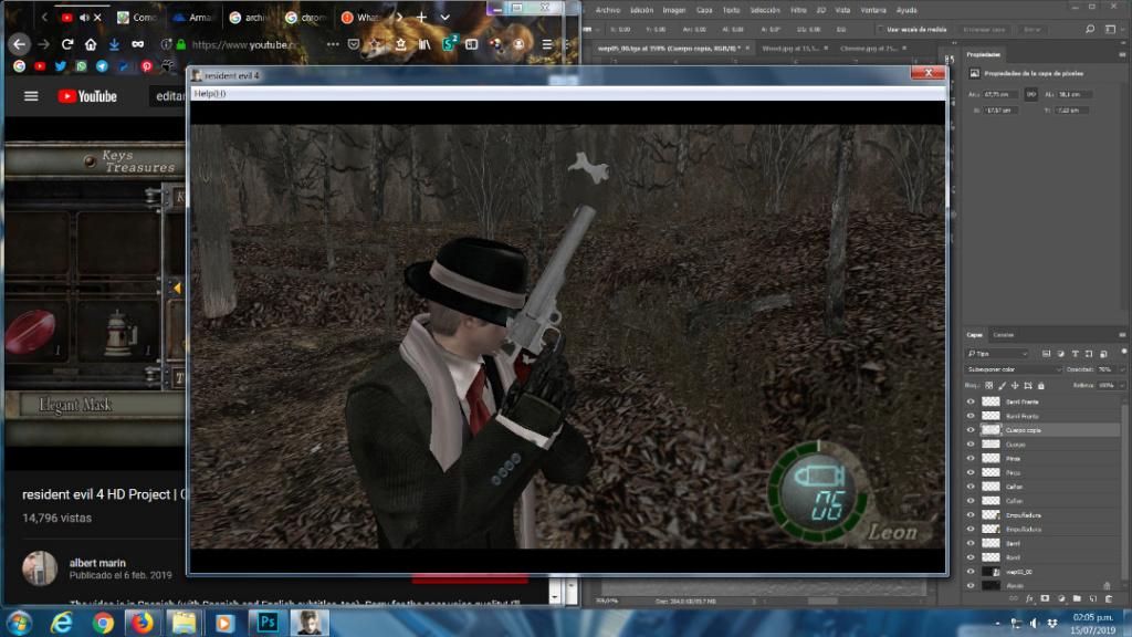 Paquete de Armas En HD - Página 8 Bug10