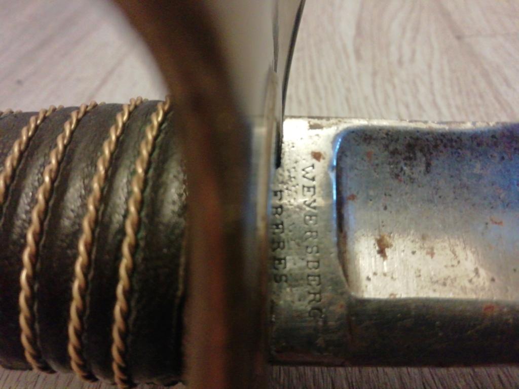 sabre de cavalerie modèle 1822  15774511