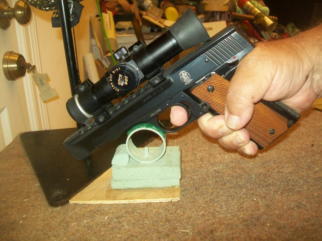 Pistol Rest 100_1311