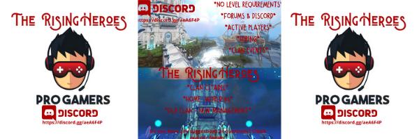 RuneScape - The Rising Heroes