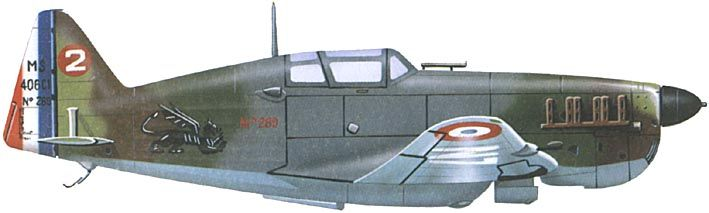 Morane-saulnier Ms406 AZ-model 1/48 21_34_10