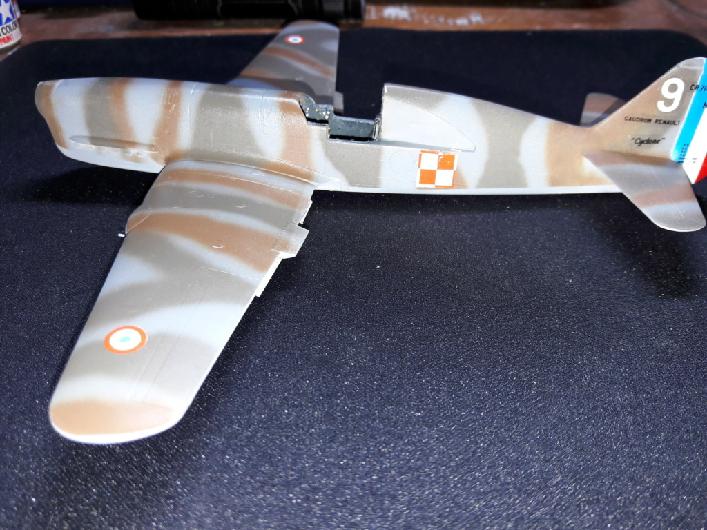 caudron cr714 RSModels 1/48 (montage) - Page 3 Img_2108