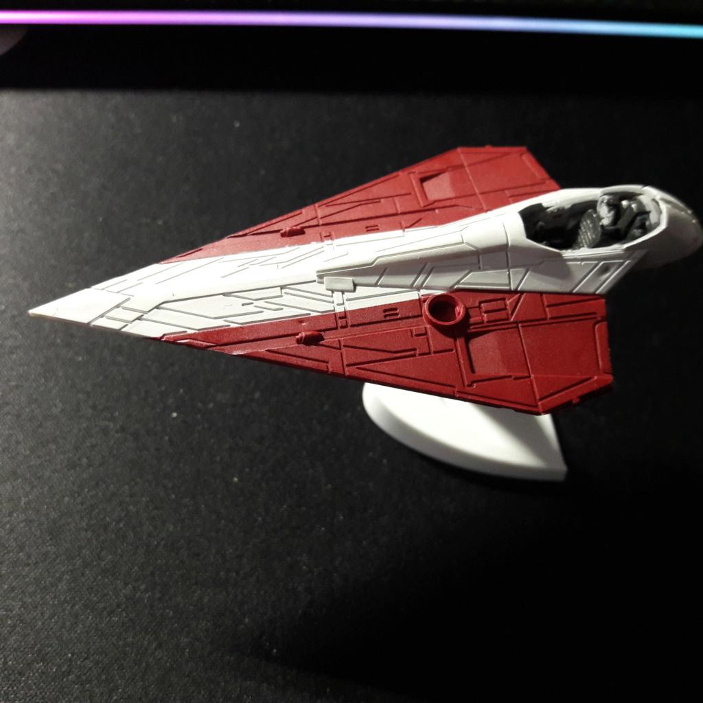 Starfighter revell 1/80 Img_2450