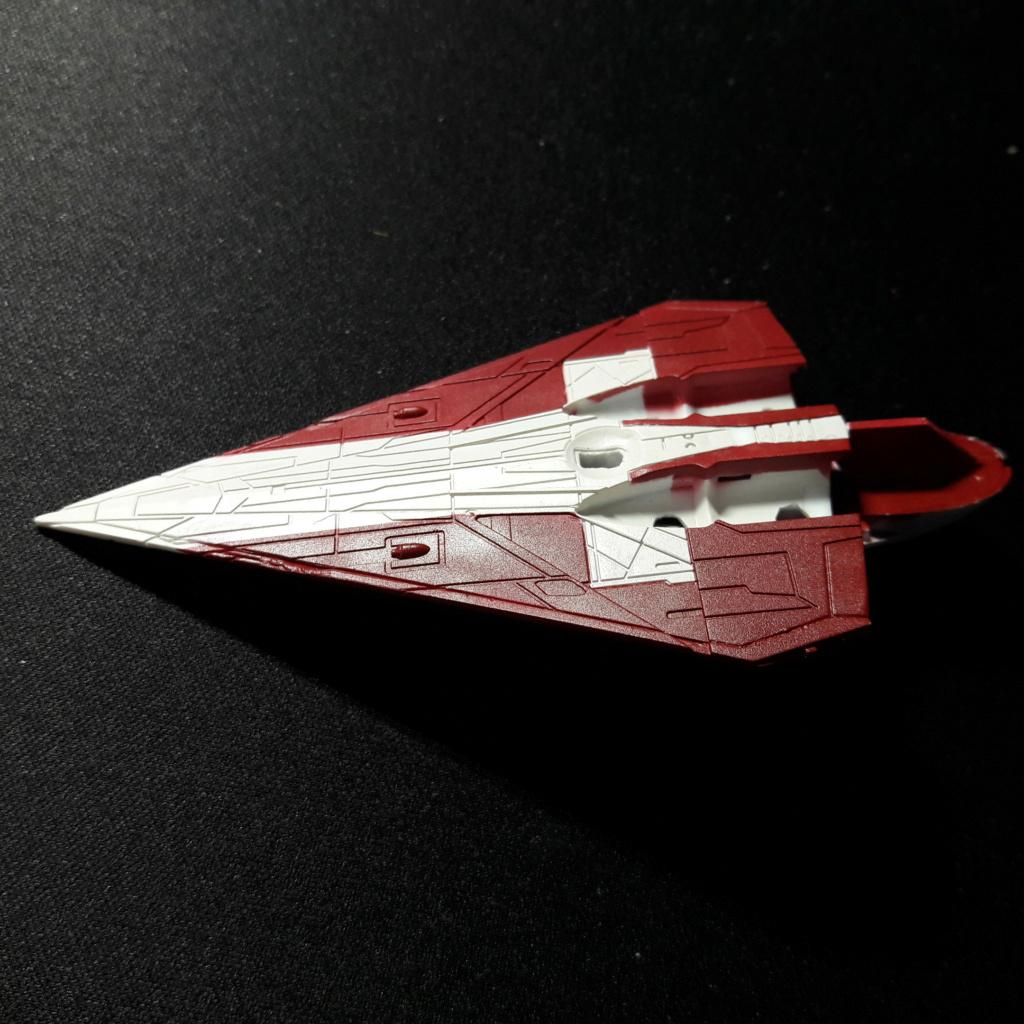 Starfighter revell 1/80 Img_2451