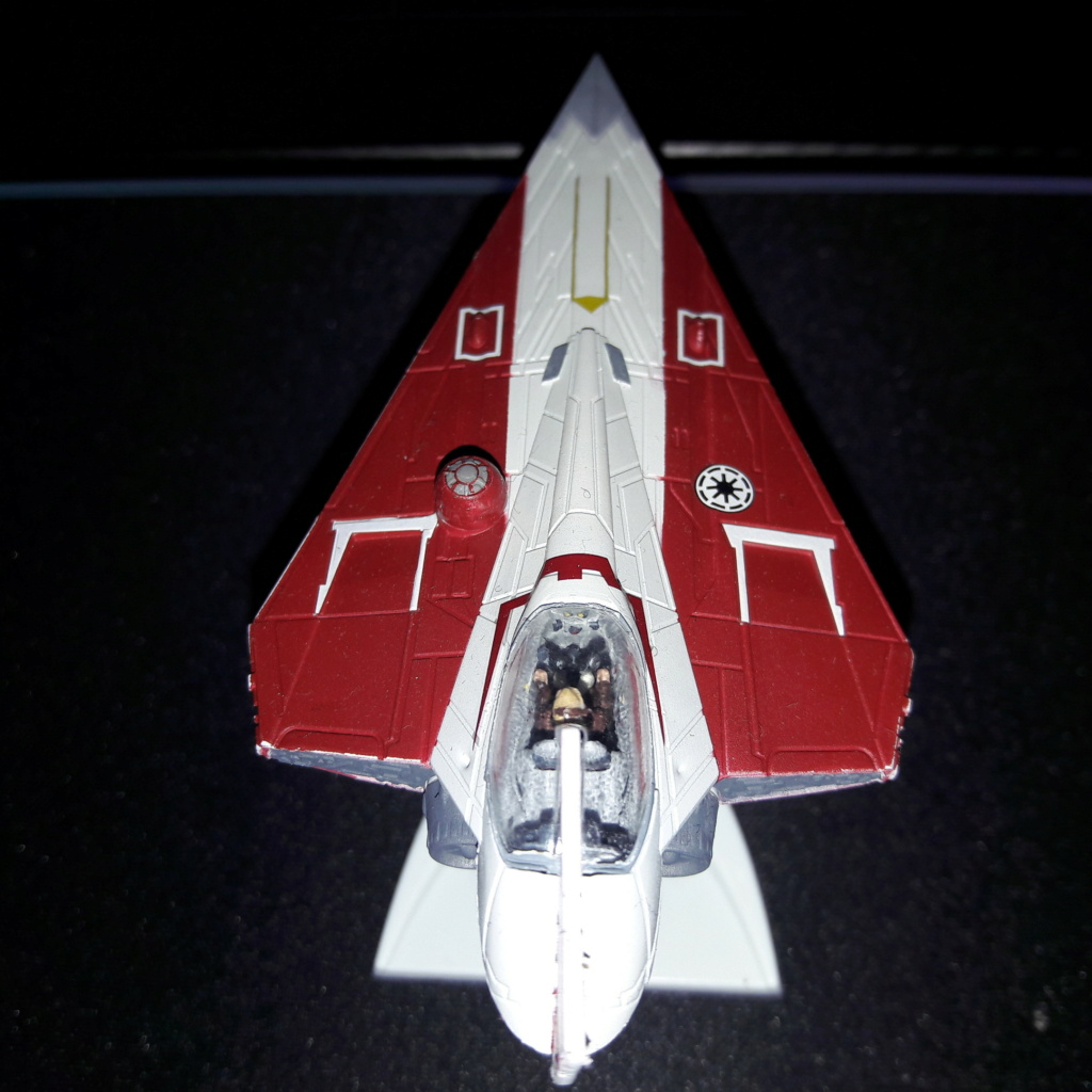 Starfighter revell 1/80 Img_2469