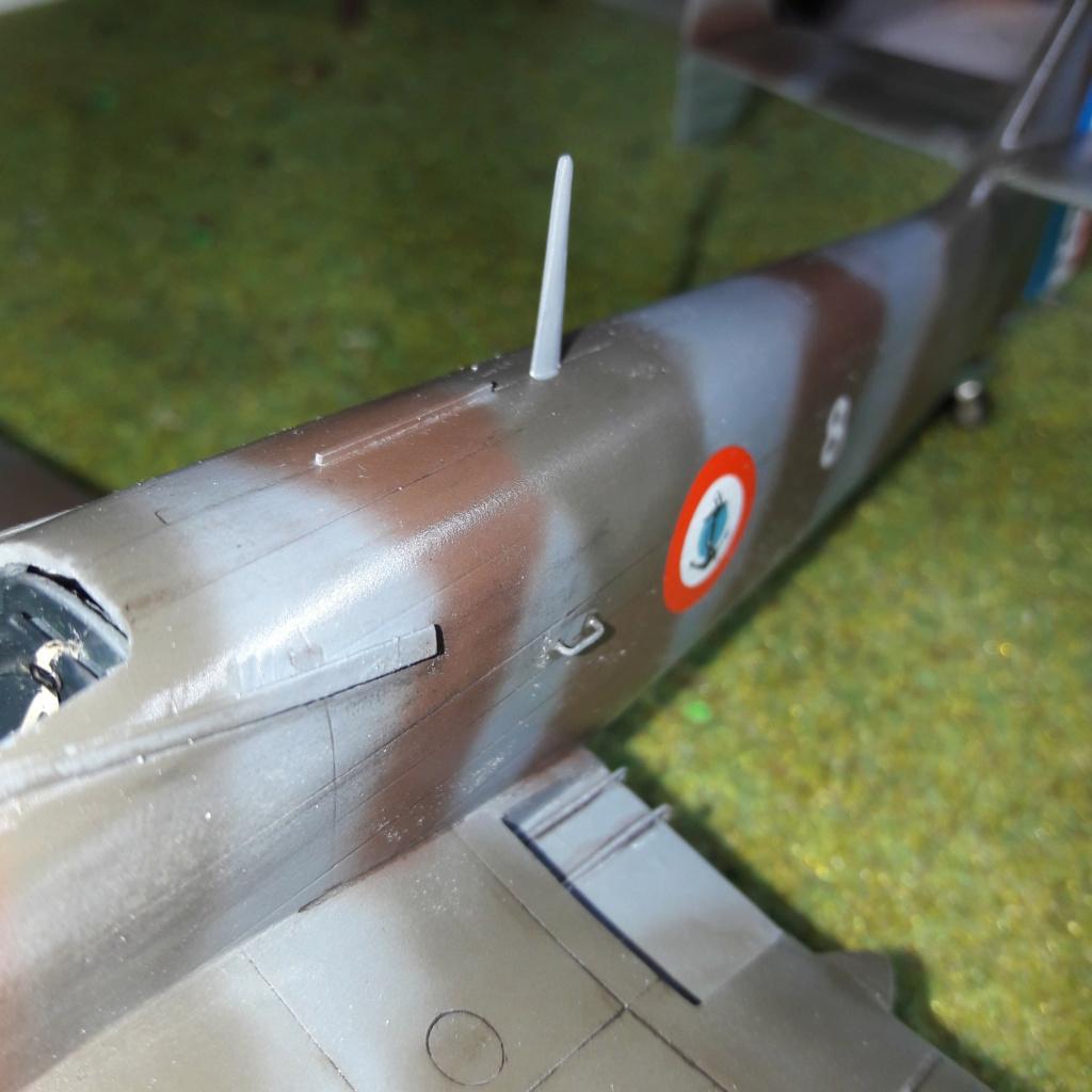 Loire Nieuport LN 401 au 1/48 (montage) - Page 8 Img_2621