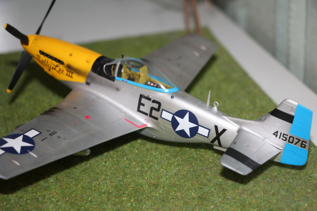 P-51 Mustang academy 1/48 Img_9464