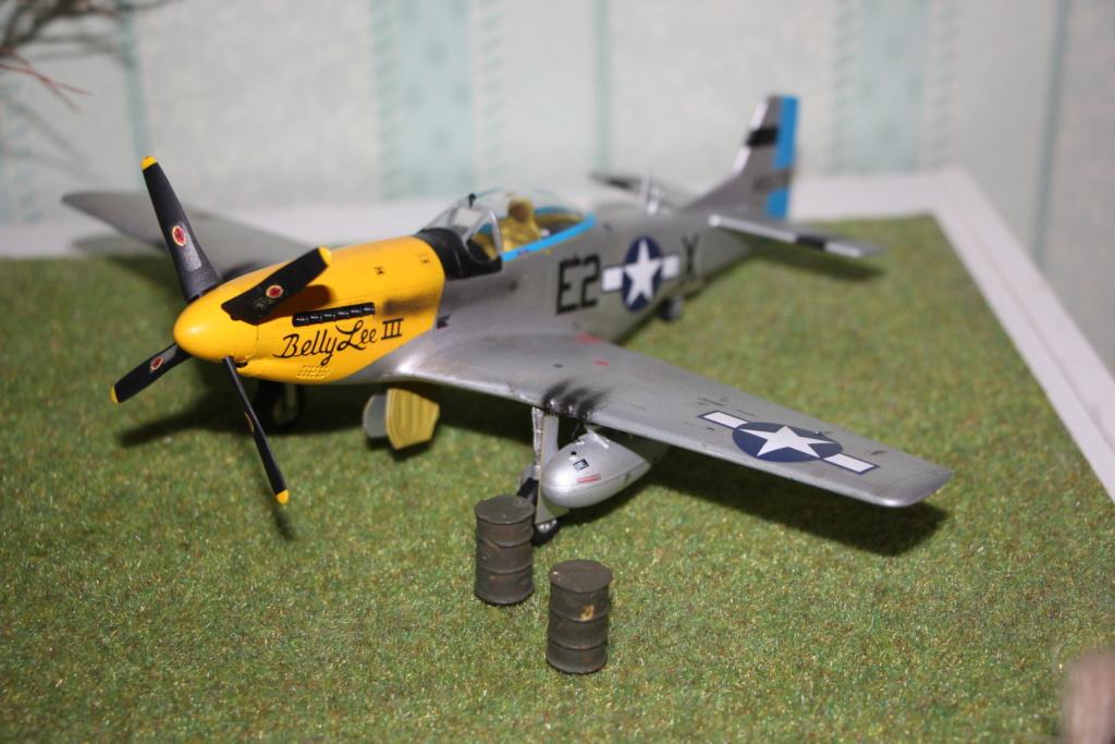 P-51 Mustang academy 1/48 Img_9465