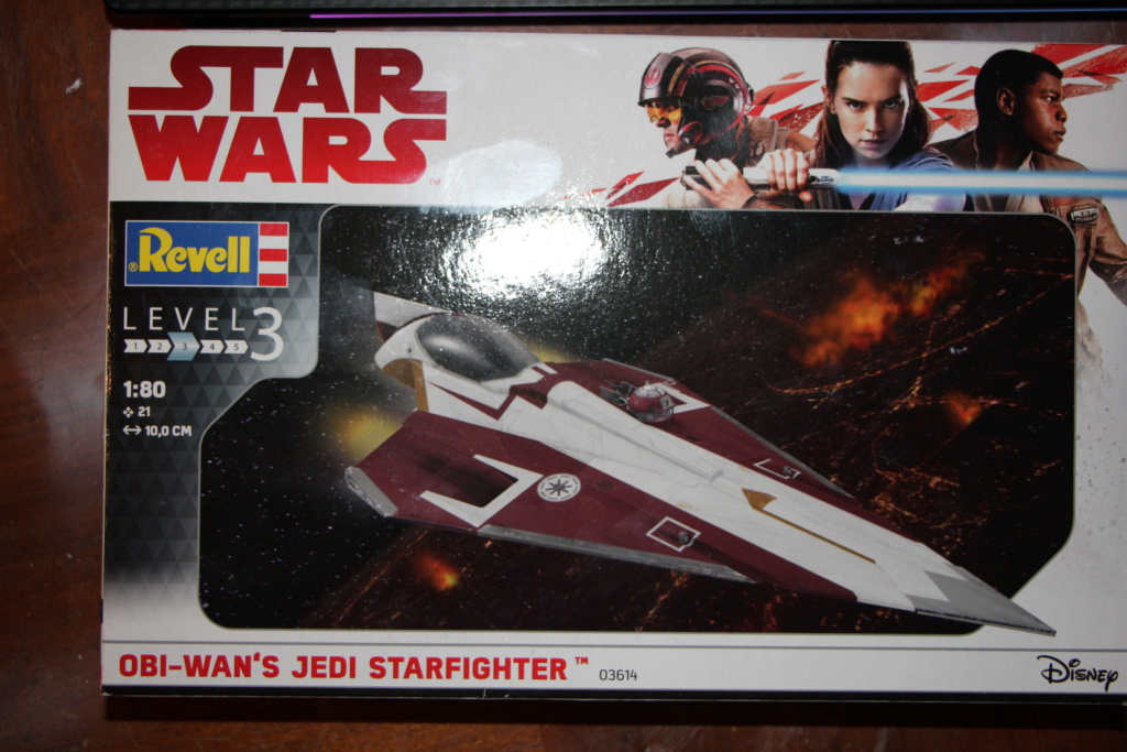 Starfighter revell 1/80 Img_9724