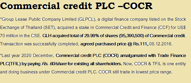 COMMERCIAL CREDIT AND FINANCE PLC (COCR.N0000) - Page 20 Cocr10