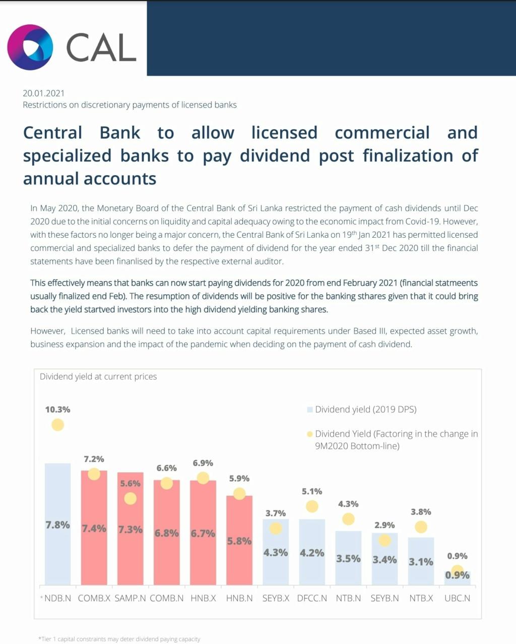 BANKING SECTOR Ndb10