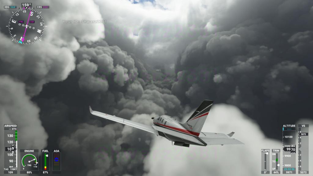 Microsoft Flight Simulator. - Página 9 Heaven10