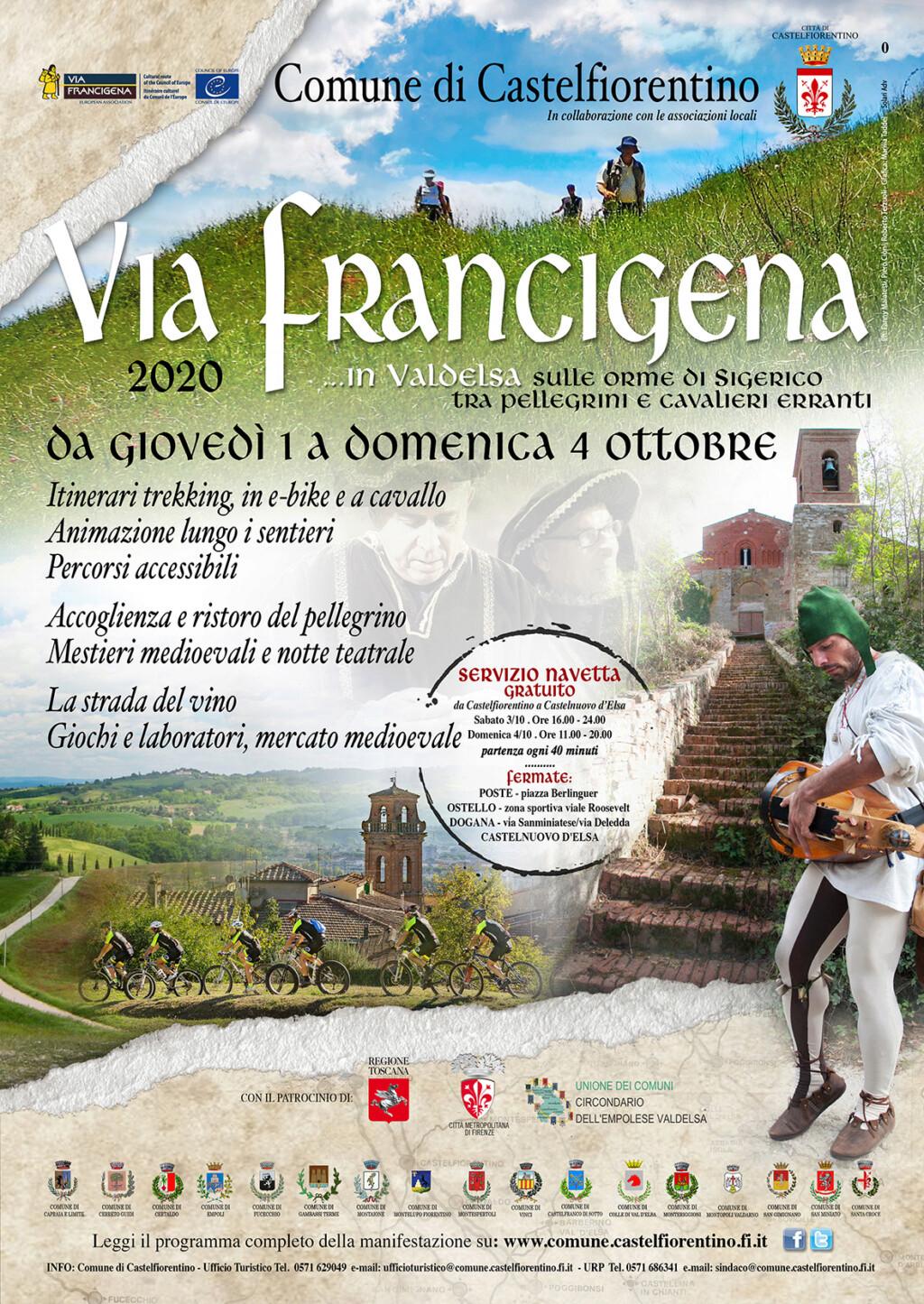 La Via Francigena in Valdelsa 0_20_v10