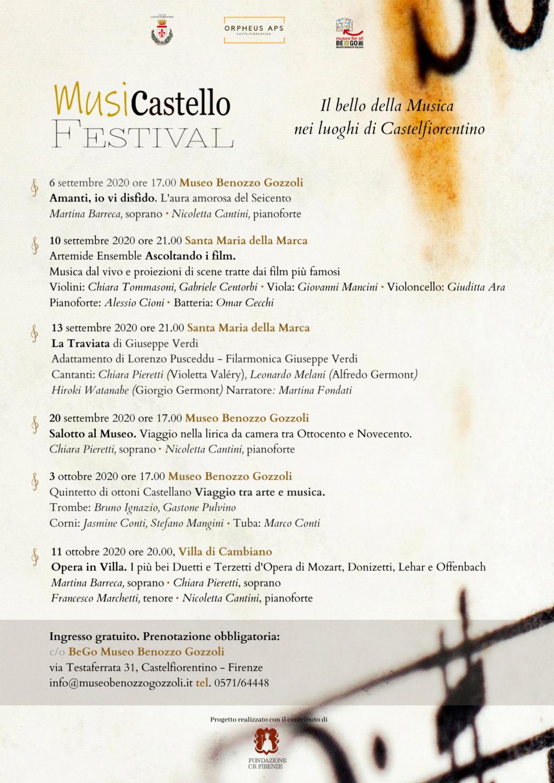 MusiCastello Festival Musica11