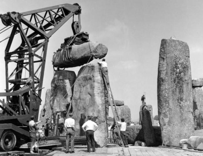 Origem das Pedras de Stonehenge é Descoberta Entre100