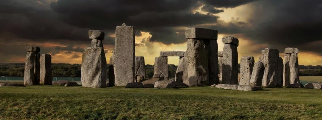 Origem das Pedras de Stonehenge é Descoberta Entre101