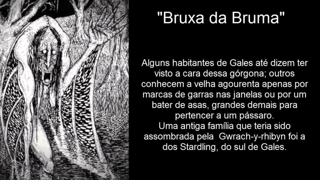 A Bruxa de Gwrach-y-Rhibyn - Bruxa da Bruma Entre107