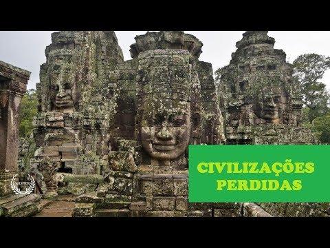 Encontrando Civilizações Perdidas Entre137